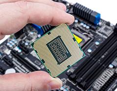 天海检测-电子元器件行业