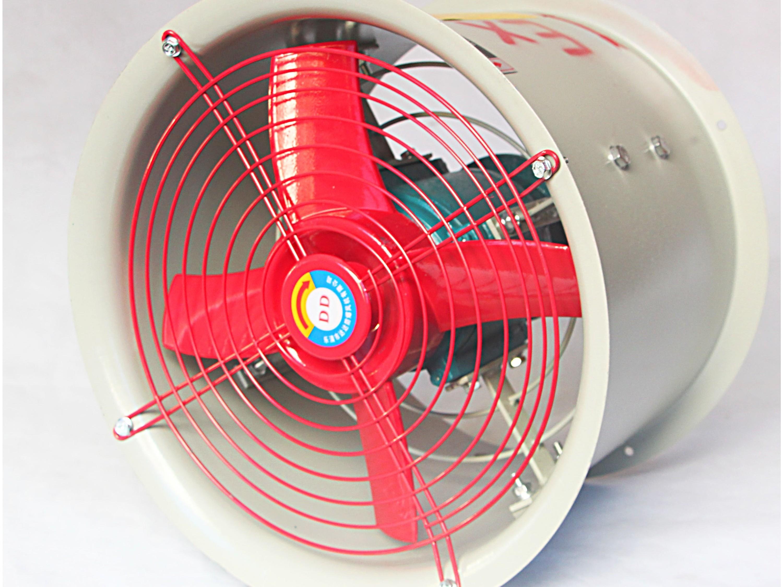 防爆排风扇做3C认证