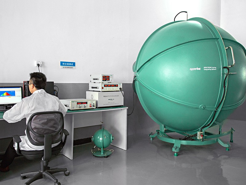 天海检测-灯具测试实验室